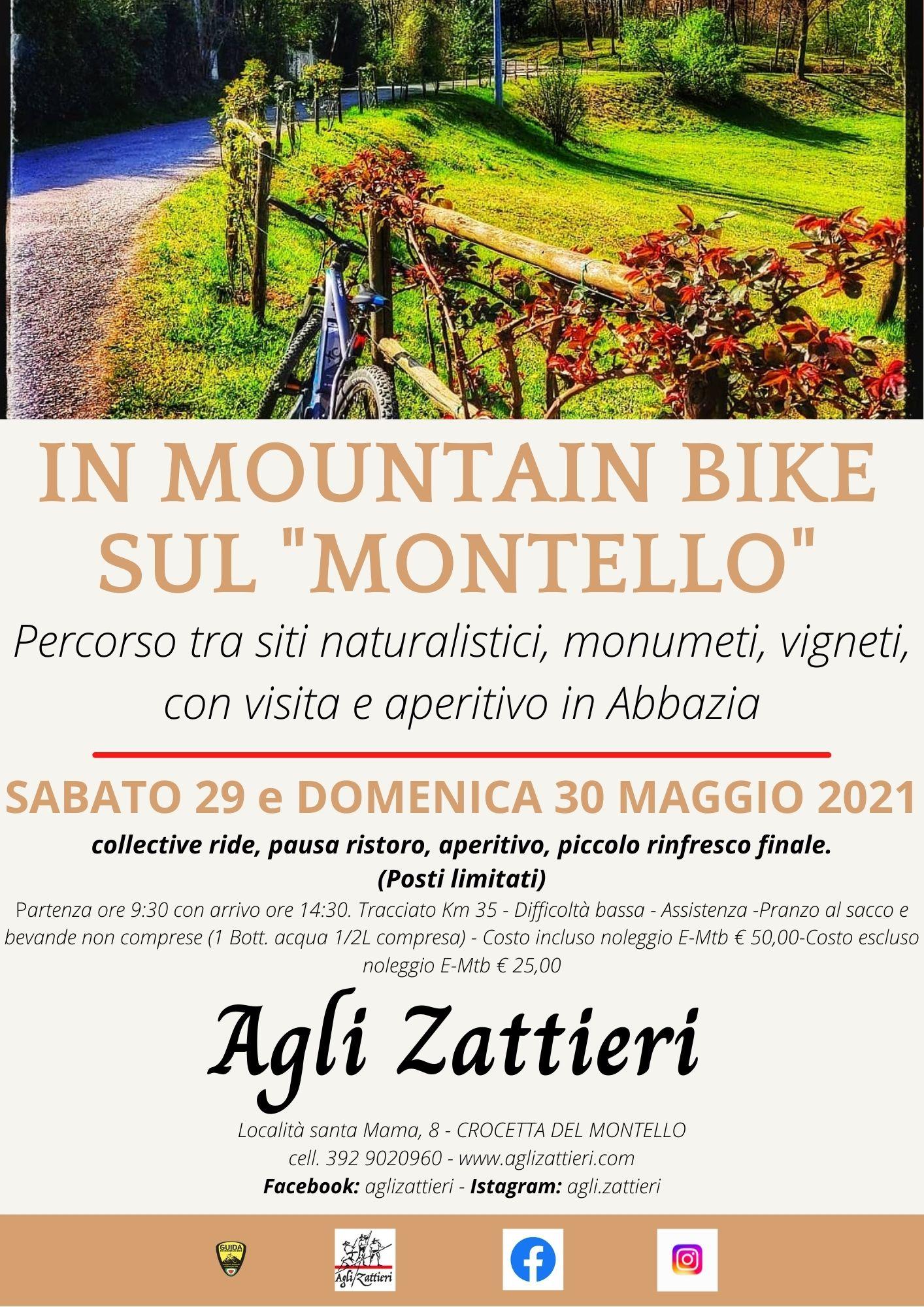 Tour in bici tra le meraviglie del Montello